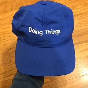 "Outdoor Voices ""Doing Things"" hat"
